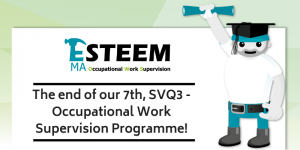 SVQ Level 3 Occupational Work Supervision