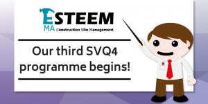 SVQ level 4